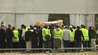 First funerals for victims of NZ's mosque attack