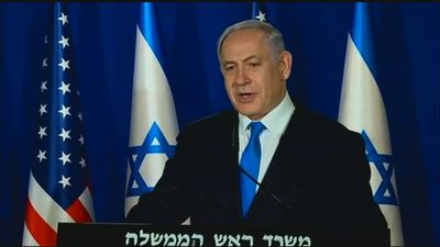 Israeli PM welcomes Trump's Golan Heights decision
