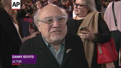 DeVito: Tim Burton is like 'my younger, weird dad'