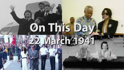 On This Day: 22 March 1941