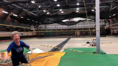 84-year-old Vermont pole vaulter to compete in Poland