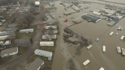 Rain storms could bring more flooding to Nebraska