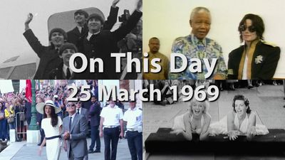On This Day: 25 March 1969