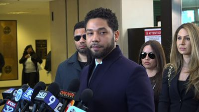 Jussie Smollett's criminal charges dropped