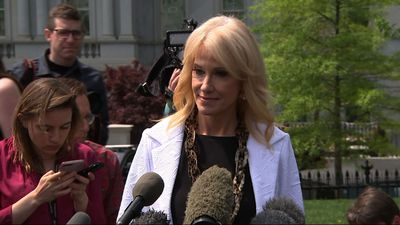 Conway: People should feel good about democracy