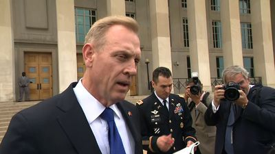 Shanahan: NKorea did not test ballistic missile