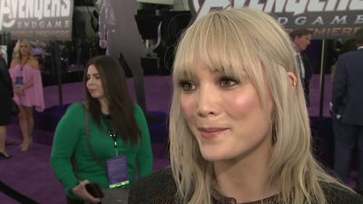 Klementieff on director Gunn: 'I love him so much'