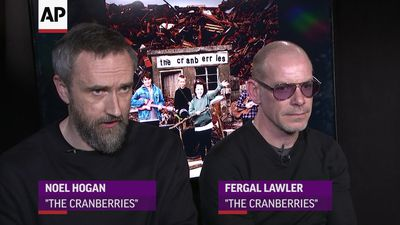 The Cranberries, still in mourning, return for last time