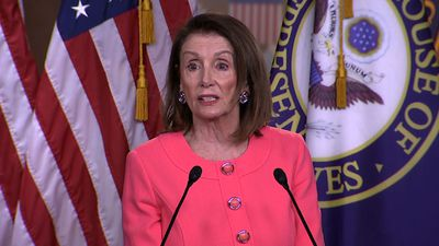 Pelosi says Barr lied to Congress