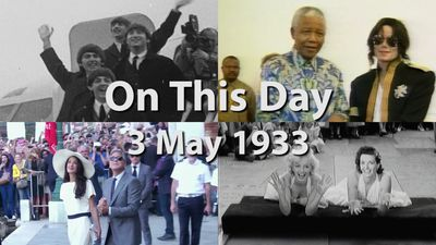 On This Day: 3 May 1933