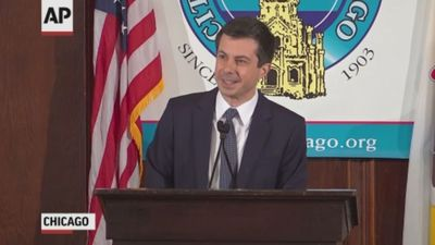 Buttigieg: Rights and freedom are under assault