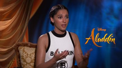 'Aladdin' cast breaking glass ceilings in Hollywood