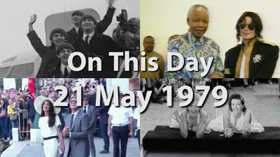 On This Day: 21 May 1979