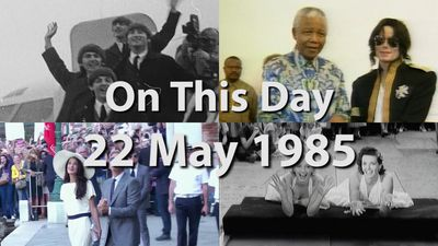 On This Day: 22 May 1985