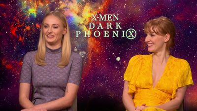 Chastain 'very happy' about Turner's 'GoT' arc