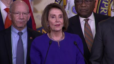 Pelosi: Trump 'took a pass' on infrastructure