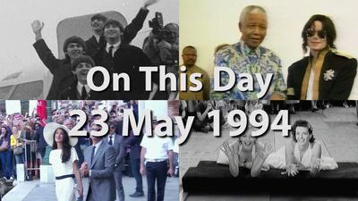 On This Day: 23 May 1994