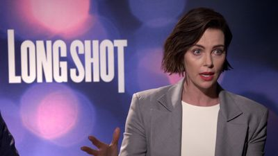 'Long Shot' stars talk politics