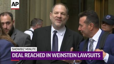 ShowBiz Minute: Weinstein, Jackson, amfAR