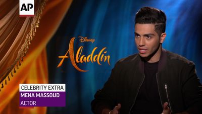 Mena Massoud wasn't Disney's first choice to star in 'Aladdin'