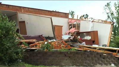 Multiple tornadoes cause damage in central Indiana