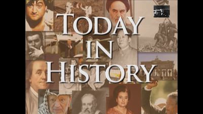 Today in History for June 18th