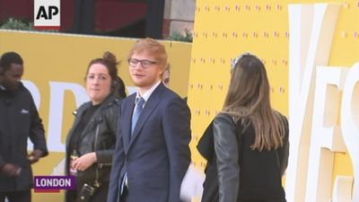 Ed Sheeran second choice for 'Yesterday'