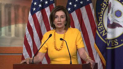 Pelosi says US cannot be 'reckless' on Iran