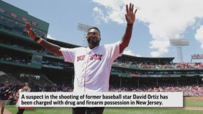 David Ortiz shooting suspect charged in U.S.