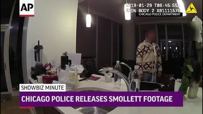 ShowBiz Minute: Smollett, Gooding Jr., Jackson