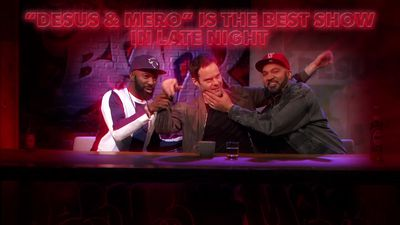 Desus & Mero bring 'Da Bronx' to late night