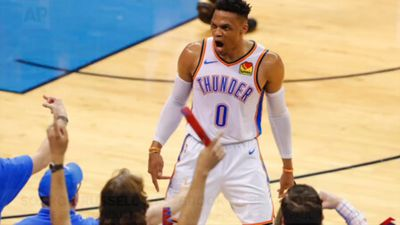 AP Source: Westbrook going to Rockets for Paul