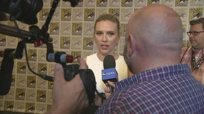 Scarlett Johansson: 'Choices are limited'