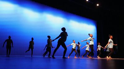 Youth camp teaches dance, life skills