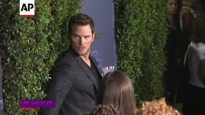Chris Pratt - coolest dad on the planet?