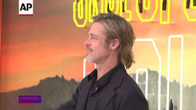Brad Pitt 'at peace' with stardom shelf life