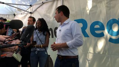 Buttigieg says rural Americans embrace immigrants