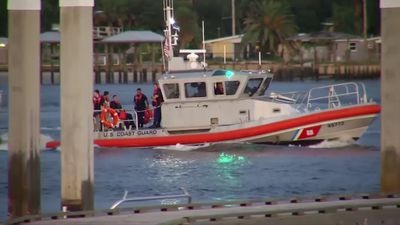 Search continues for missing Florida firefighters