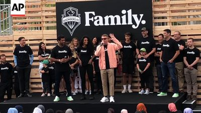 Celebrities part owners of Seattle soccer team