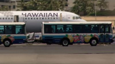 Plane evacuated after emergency landing in Hawaii