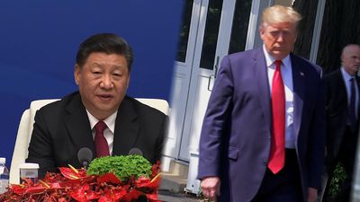 Turmoil as tariffs rift grows between US, China