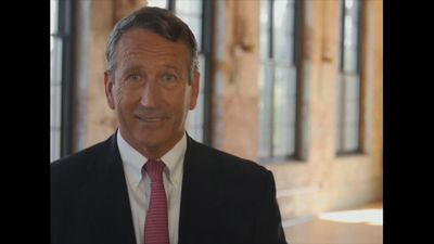 Republican Sanford jumps into presidential race
