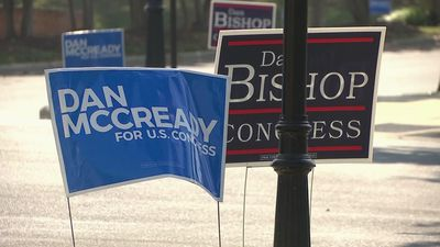 Special election for NC's congressional seat