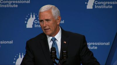 Pence: Trump committed seeing 2020 GOP majority