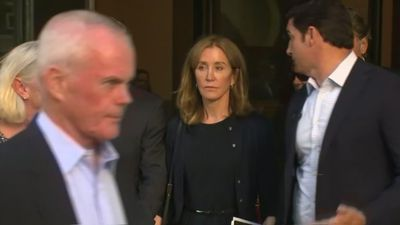 Felicity Huffman gets 14 days in prison