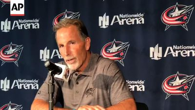 Columbus Blue Jackets Open Camp