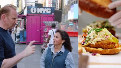 Morgan Spurlock revisits world of fast food