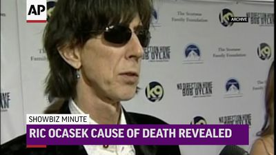 ShowBiz Minute: Ocasek, SNL, Brinkley