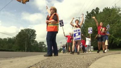 Corruption probe on striking UAW workers' minds