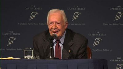 Carter: couldn't have managed presidency at 80